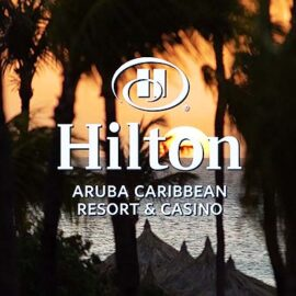 Social Promo Video Production for Hilton Aruba Resort produced by Diego Pocovi Cinematography