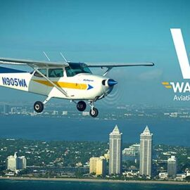 Miami Florida Aviation Service Video Production and Flight School