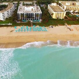 Promotional Video Production for TIDELINE Hotel in Palm Beach Cinematography for Resorts and Hotels Worldwide